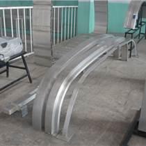 鋁型材折彎鋁材韋彎鋁滾彎焊接