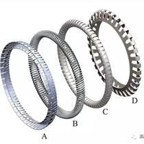 V/O/U型不銹鋼泛塞封彈簧,整體彈簧,斜體觸指彈簧