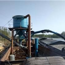 鹽城科德船載式粉體物料吸泵氣力卸船機