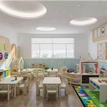 幼兒園 家具桌椅配置圖