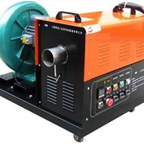 供應380V中壓工業熱風機暖風機 定制熱風發生器生產