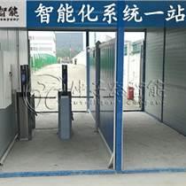 南京仲子路工地健康碼閘機,工地健康碼+測溫翼閘