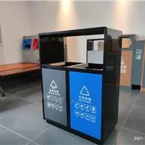 太原世騰城市垃圾桶 不銹鋼分類垃圾桶定制量大從優