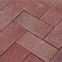 陶土燒制透水燒結磚 空心紅色實心燒結磚