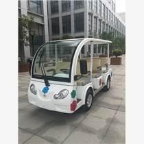 8座電動觀光車敞開款 武漢科榮廠家直銷電動觀光車