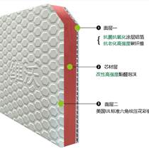 壓花彩鋼碳纖維酚醛復合板