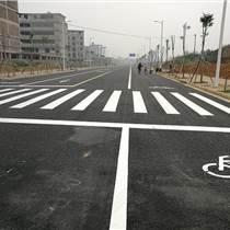 廣西南寧市道路劃線施工工程
