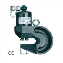 LSK120母線加工設備液壓沖孔機/便攜式打孔器