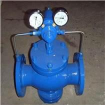先導活塞式氣體減壓閥
