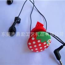 廠家定制塑料夾卡通PVC軟膠硅膠繞線器 印刷滴膠繞線