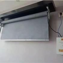 電動擋煙垂壁怎么安裝