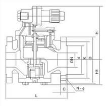 YG43H 高靈敏減壓閥