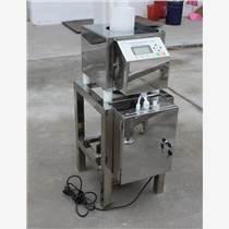 食品乳制品散裝原料喉式金屬探測器