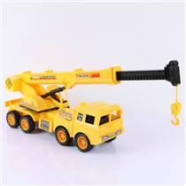 供應玩具模型汽車 多功能實用新型大型工程車