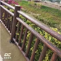 江西混凝土仿木護欄-仿樹皮3-8-鼎成龍升